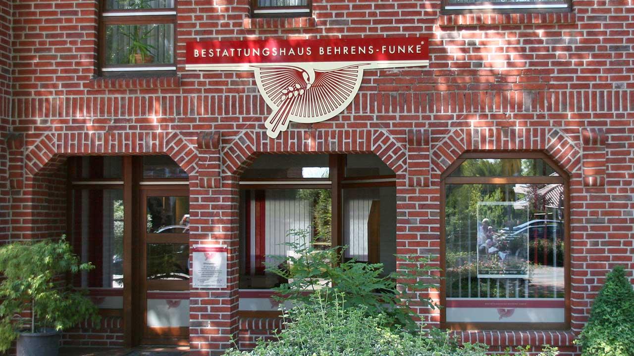 Bestattungshaus Behrens-Funke Edewecht