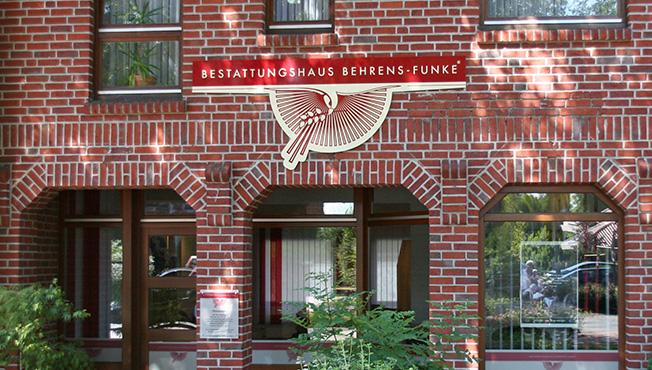 Bestattungshaus Behrens-Funke 1