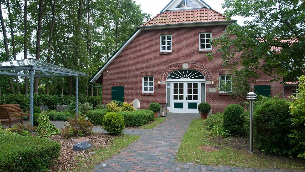 Bestattungshaus Behrens-Funke Bad Zwischenahn