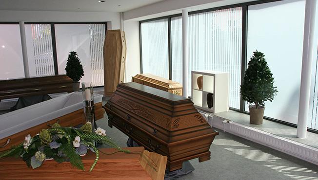 Bestattungshaus OTT 3